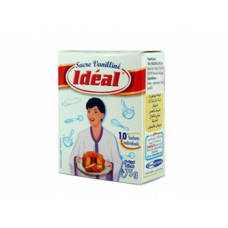 ideal vanilla sugar 75g