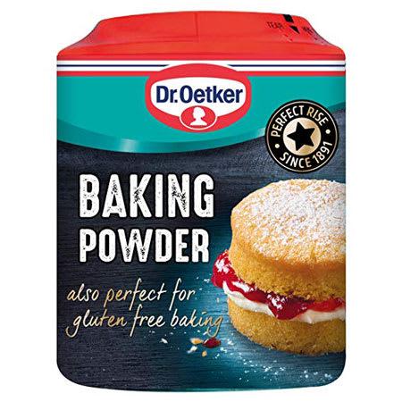 dr oetker baking powder 170g