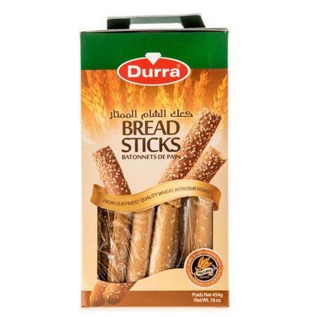 al durra bread stick 454g