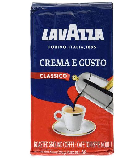 lavazza crema gusto classico 250g