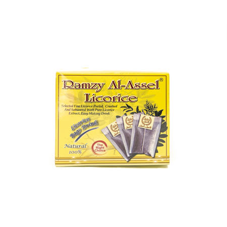 ramzy al aseel licorice 15 bags