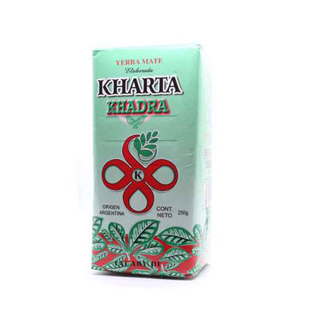 kharta yerba mate green tea 250g