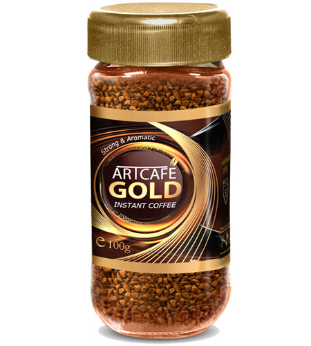 art cafe gold 100g