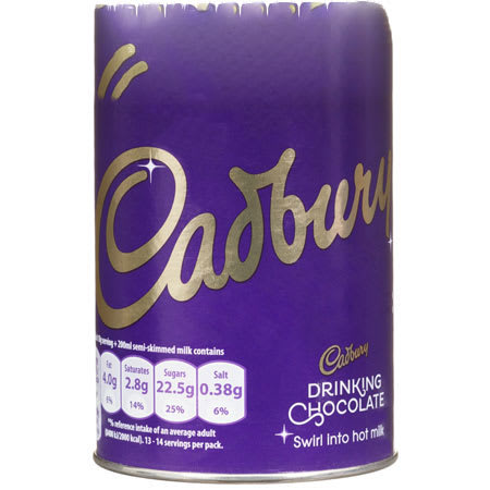 cadbury chocolate 250g