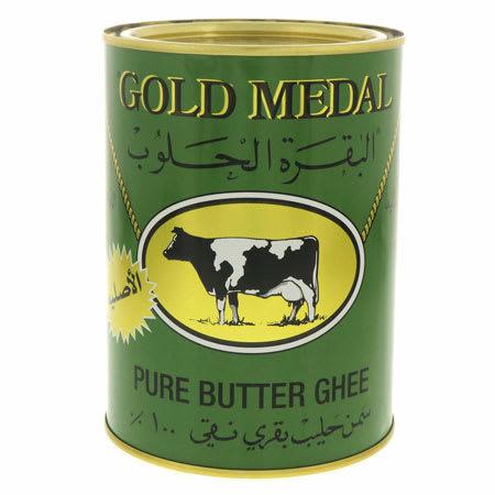 gold medal pure butter ghee 800g