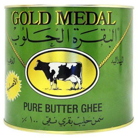 gold medal pure butter ghee 450g