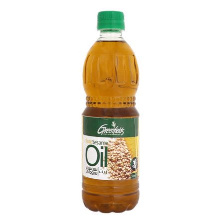 greenfield sesame oil 500ml