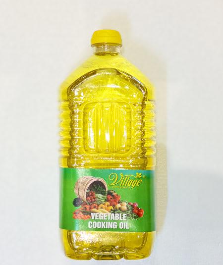 village vegetable oil 2l