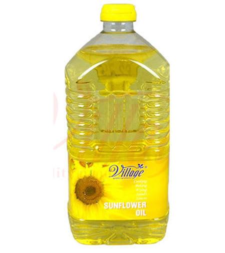 village sunflower oil 2l