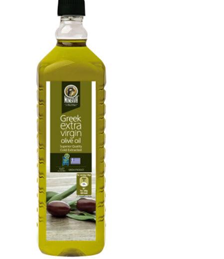 minerva greek extra virgin olive oil 1L