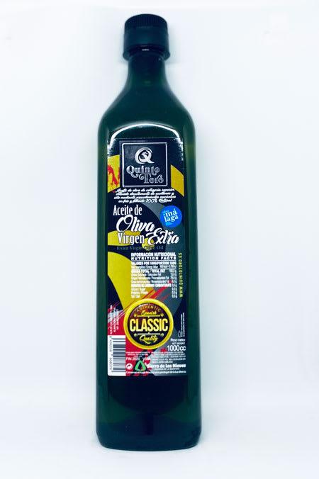 quinto toro virgen extra olive oil 1L