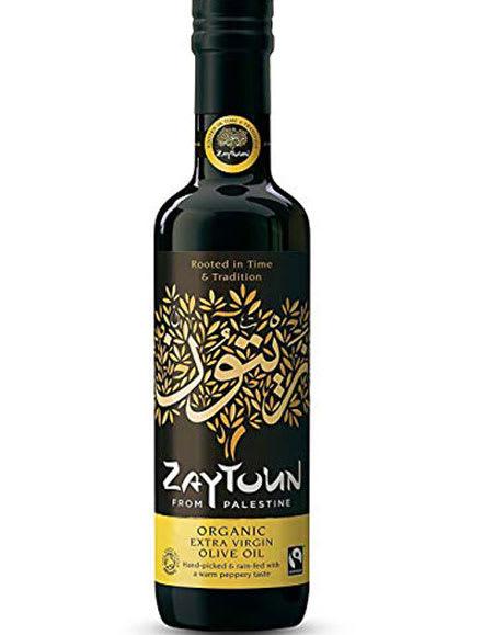 zaytoun extra virgin olive oil 500ml
