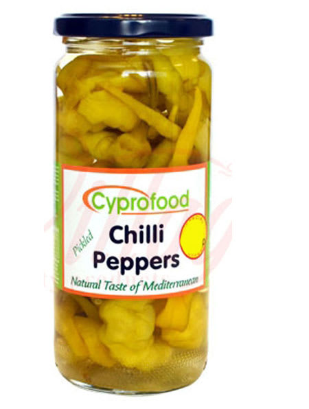 cyprofood chilli peppers