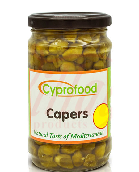cyprofood capers
