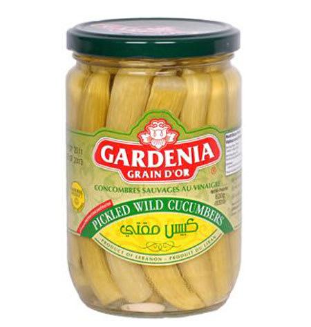 gardenia pickle wild cucumber 600g