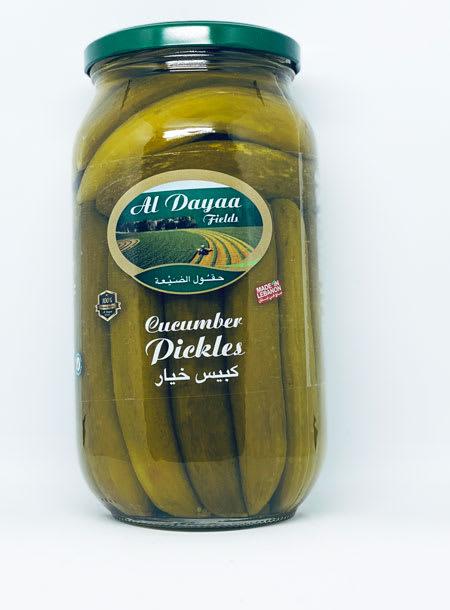 al dayaa cucumber pickle 400g