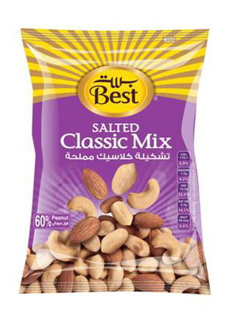 best salted classic mix 150g
