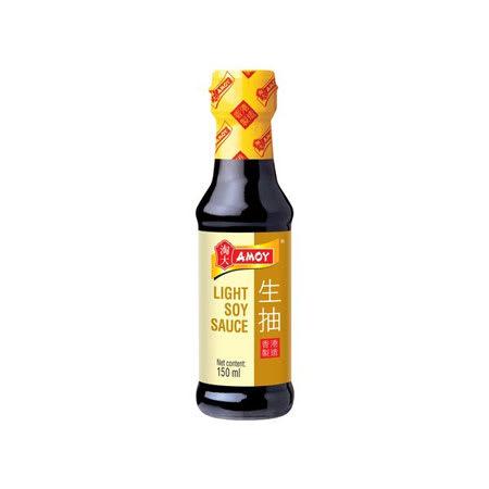 amoy light soy sauce 150ml