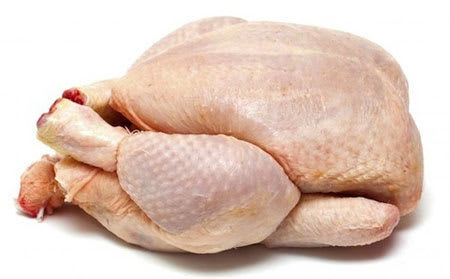 whole chicken halal