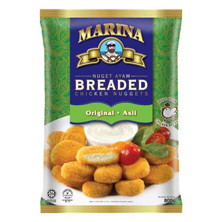 Breaded Chicken Nugget halal 800G