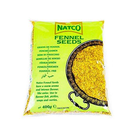natco fennel seeds 400g