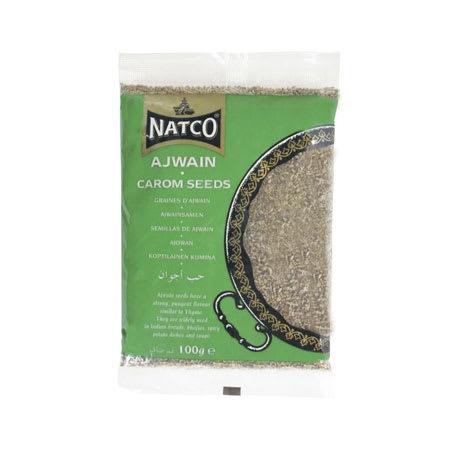 natco ajwain carom seeds 100g