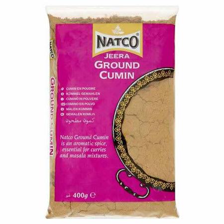 natco cumin ground 400g