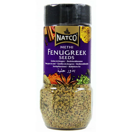 natco methi (fenugreek) seeds 100g