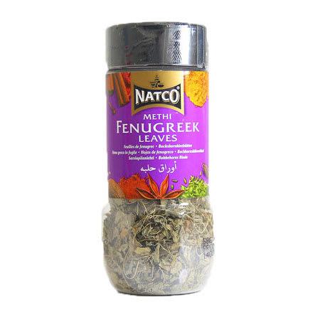 natco methi (fenugreek) leaves 10g