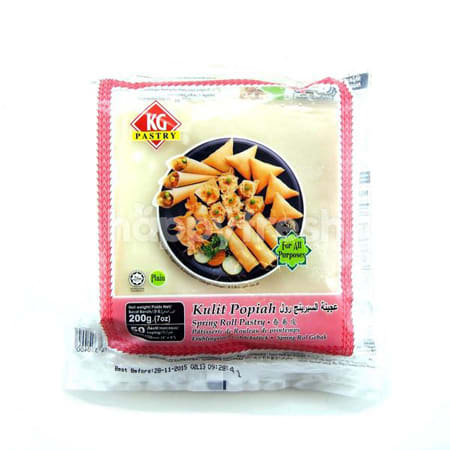 Kg Pastry 50 Sheets