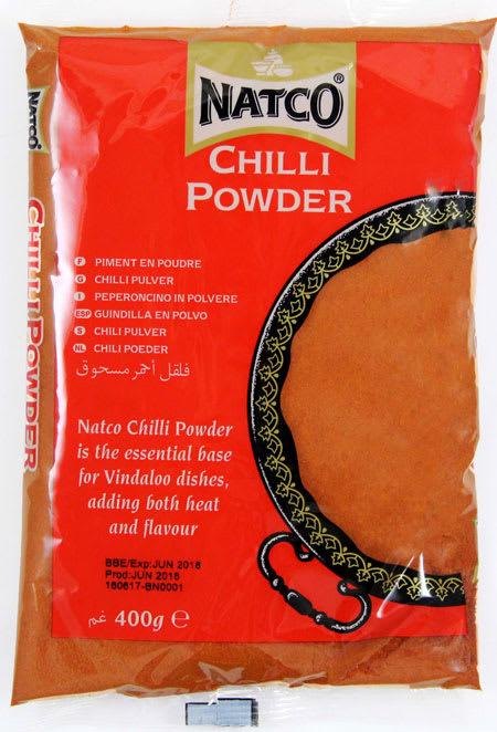 natco chilli powder 400g
