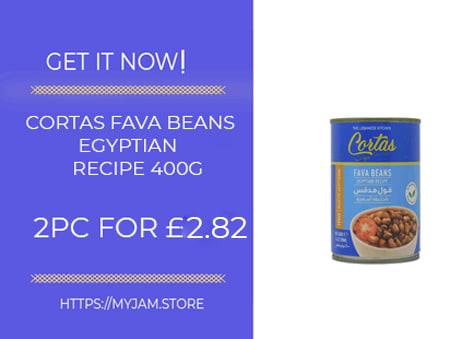 cortas fava beans egyptian recipe 400g x2