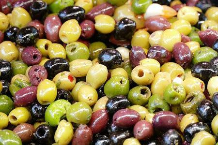 mix olives 330g