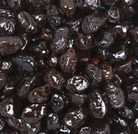 moroccan black olives 330g