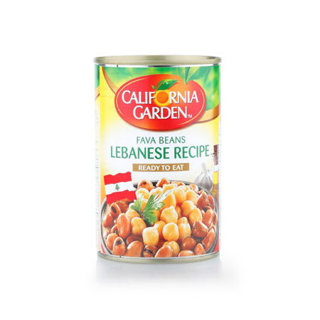 california garden beans lebanese mix 450g