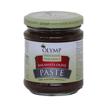 olymp kalamata olives paste 180g