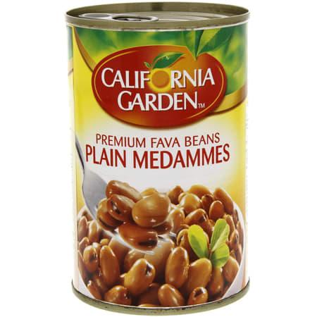 california garden fava beans 450g