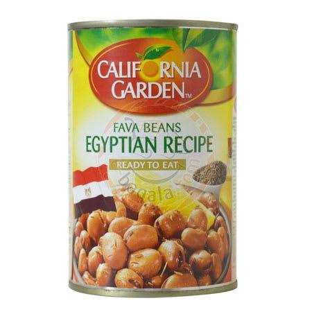 california garden fava beans egyptian recipe 450g