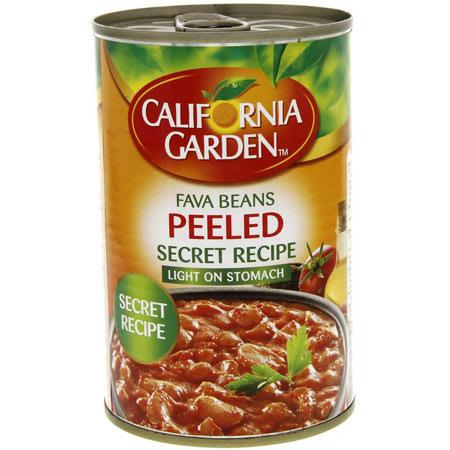 california garden fava beans peeled secret recipe 450g