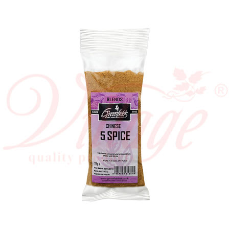 greenfield chinese 5 spice 75g