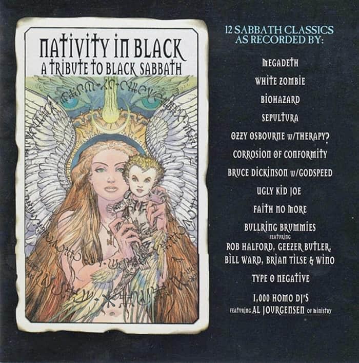 nativity in black tributo