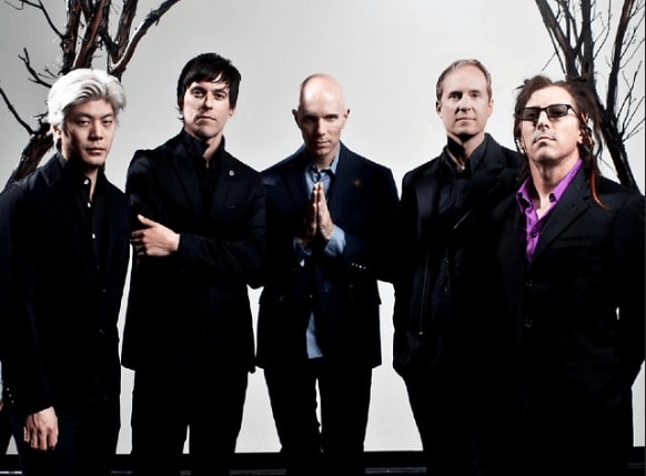 a perfect circle the outsider