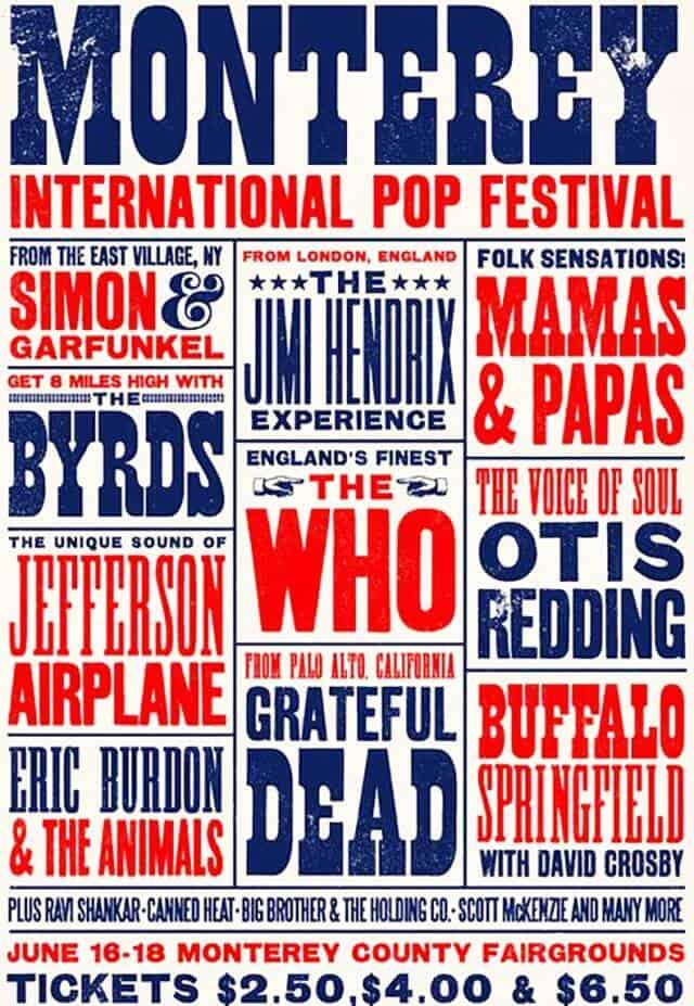 monterey 1967 festival