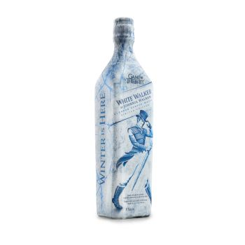 Johnnie Walker White Walker Limited Edition 1l