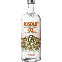Absolut Oz Vodka Spiced Orange