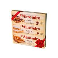 El Almendro Turron Gift Set 3
