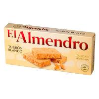 El Almendro Creamy Almond Turron/Nougat