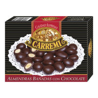 Almendras Bañadas con Chocolate