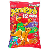 Jumpy's Real Mccoy Assorted Flavour