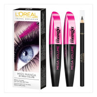 L'Oreal Paris Mascara Mega Volume Duo Set